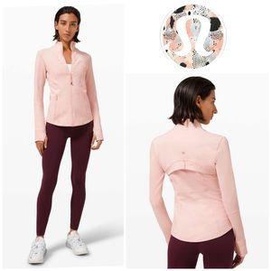 Lululemon Define Jacket in Pink Mist